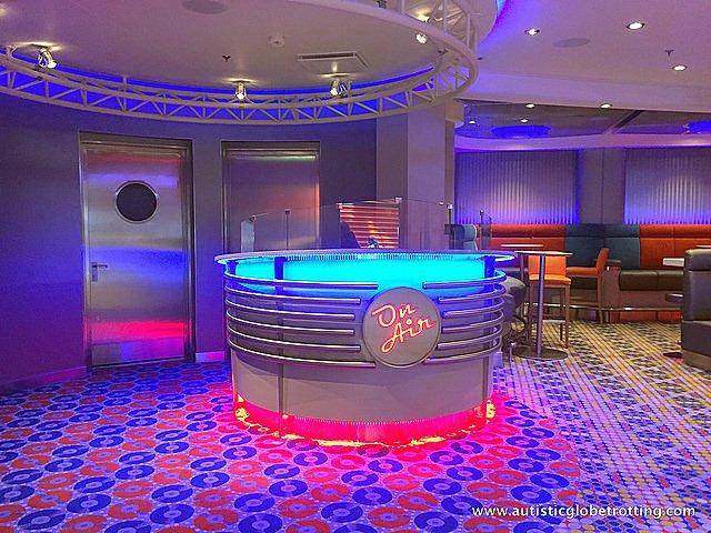 The Autism Friendly Harmony of the Seas club
