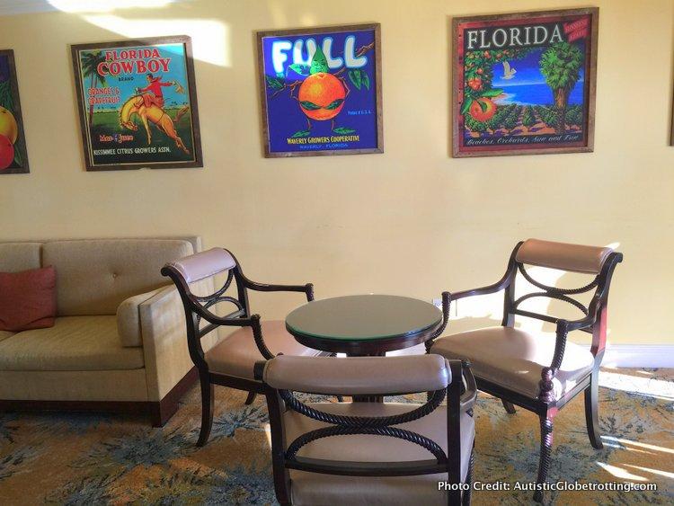 The Ritz-Carlton Orlando Grande Lakes Executive Lounge other room