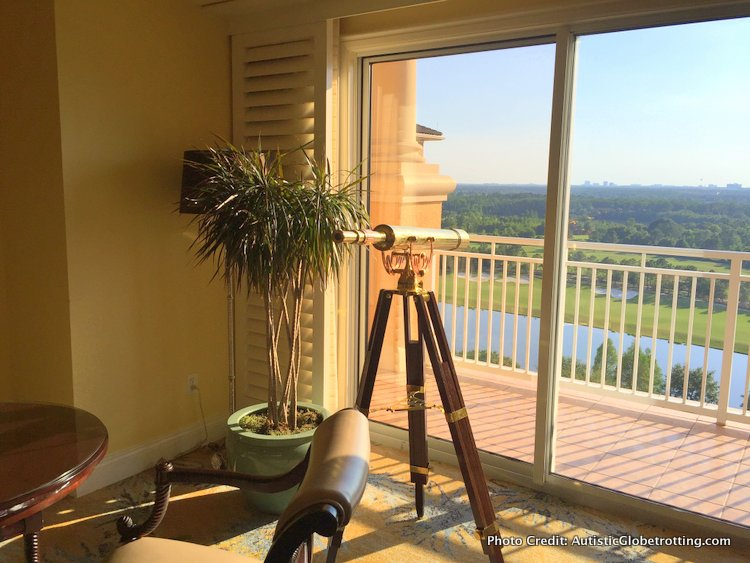 The Ritz-Carlton Orlando Grande Lakes telescope