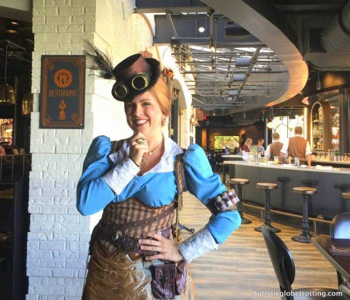 Orlando's Toothsome Chocolate Emporium & Savory Feast Kitchen she