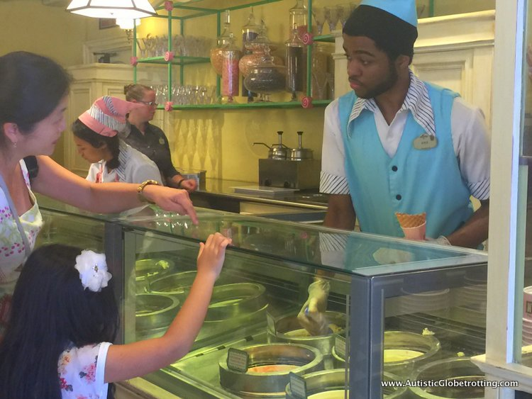 7 Ways to Enjoy Butterbeer at Universal Studios Orlando ice cream