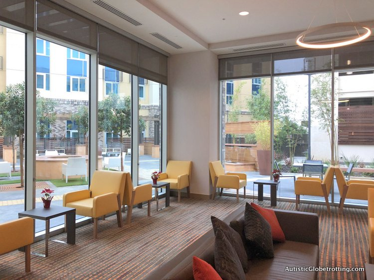 Residence Inn San Jose Cupertino caters to Autism Families restaurant