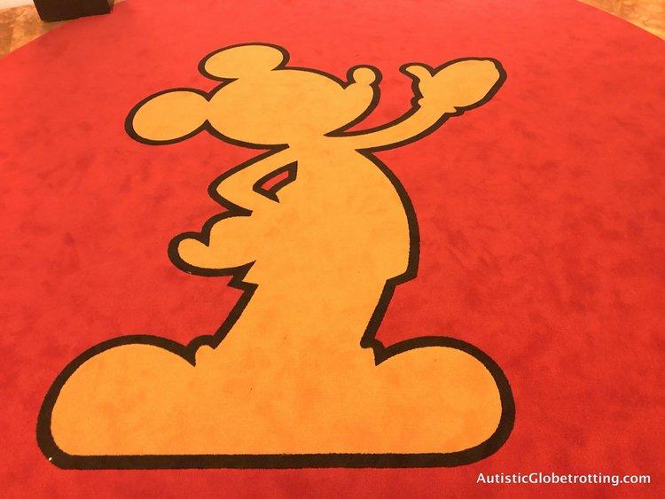 mouse carpet