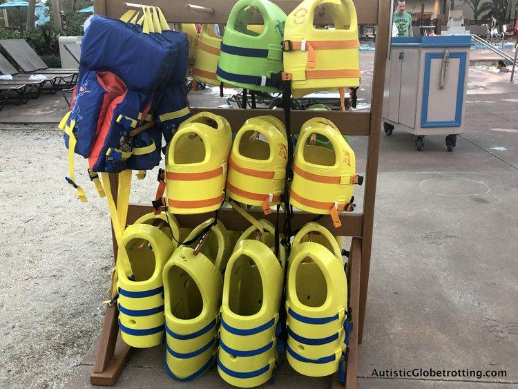 Disney Coronado Springs Resort Tips for Families disney saves life with jackets