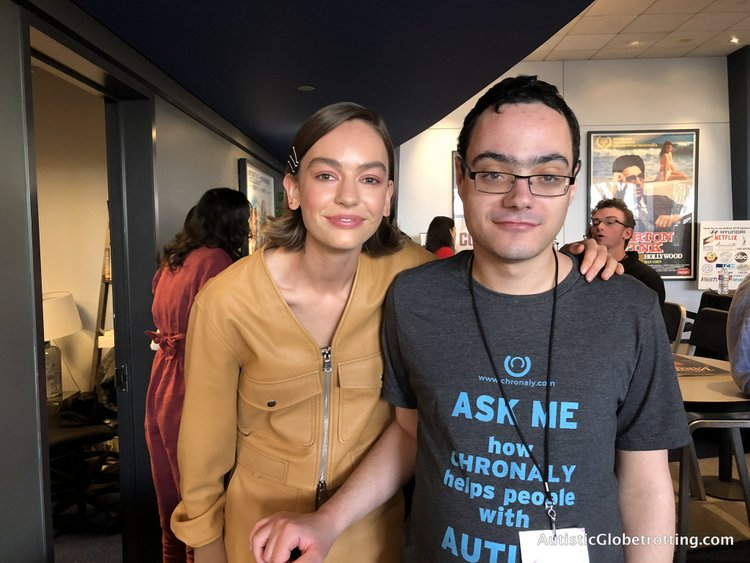 jeff with sister