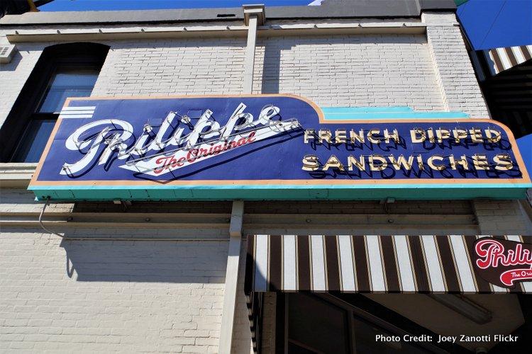 Phillipe's down town LA