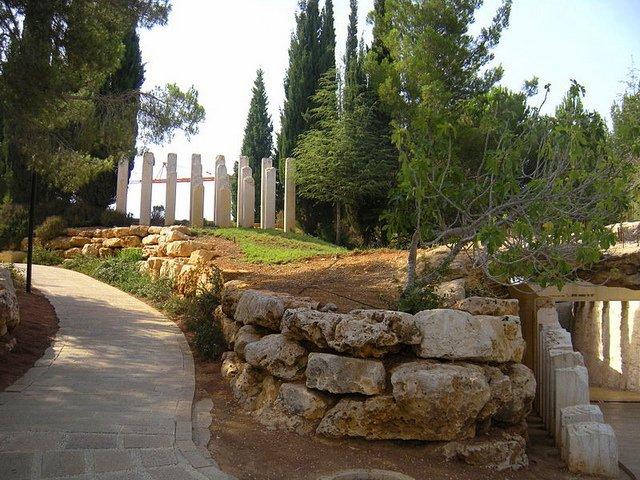 Exploring Jerusalem with Kids rocks