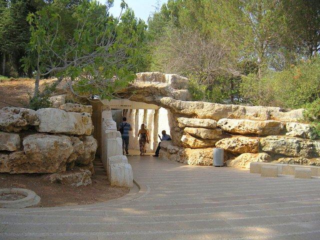 Exploring Jerusalem with Kids garden