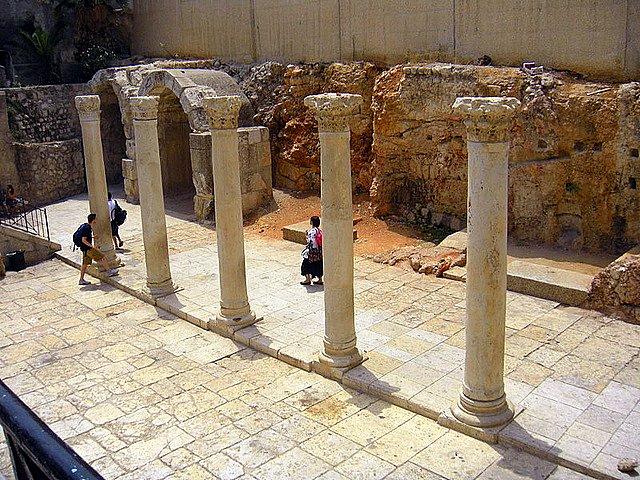 Exploring Jerusalem with Kids pillar