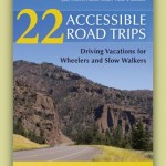 Q&A with Candy Harrington author of '22 accessible road trips' cover