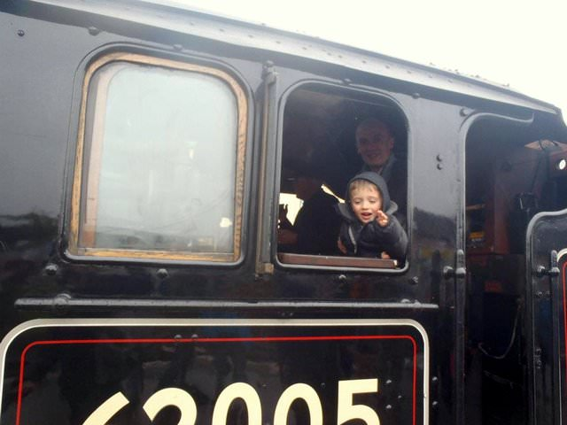 Q&A with Karen Bower of 'Railman' Blog TRAIN
