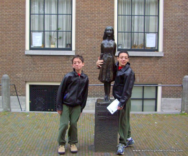 Seven Moving Places to Teach Kids about the Holocaust statue