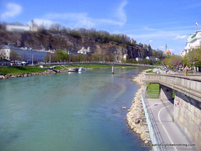 Favorite Family Spots for Exploring Salzburg, Austria water