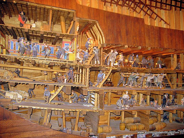 Taking the Family to Stockholm's Vasa Museum ship