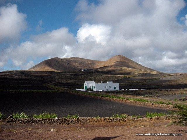 Top Five Family Activities on Lanzarote Island sky
