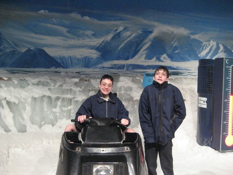 Four Main Reasons Why families with Autism Don't Travel ice