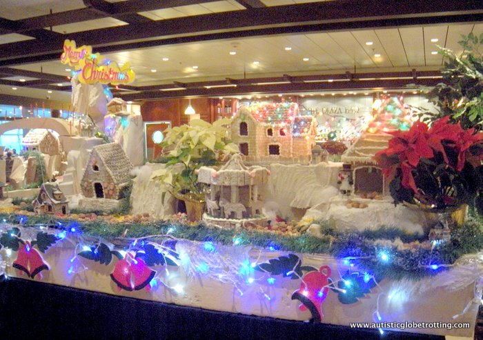Family Friendly Cruising Aboard Mariner of the Sea display