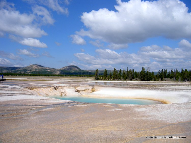 10 Best US National Parks for Kids with Autism yellow