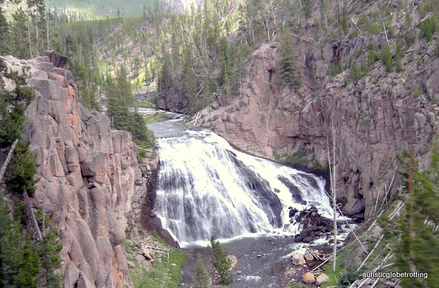 Travel Memories of a Teen with Autism WATERFALL