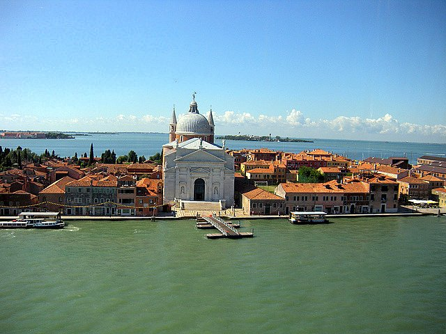 Experiencing Venice Italy with Kids church