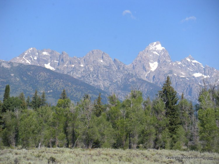 10 Best US National Parks for Kids with Autism snow