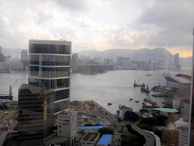 Quality Family Relaxation at JW Marriott Hong Kong sky