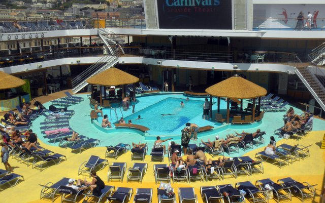 Eight Cruise Line Accommodations to Request When Traveling with Autism pool