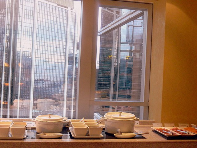 Quality Family Relaxation at JW Marriott Hong Kong dishes