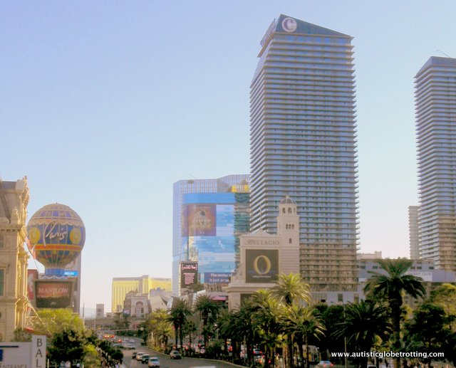 Our Stay at the Las Vegas Venetian Hotel strip