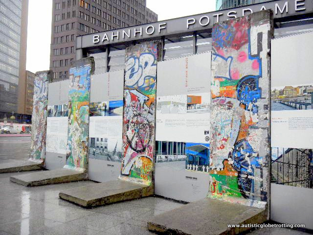 Family Friendly Activities in Berlin Germany wall