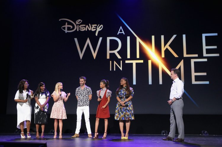 Top Disney D23 Expo Movie News wrinkle