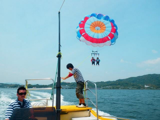 Q&A with Yumi Yasuyama of 'Adventures in Autism' SKYDIVE