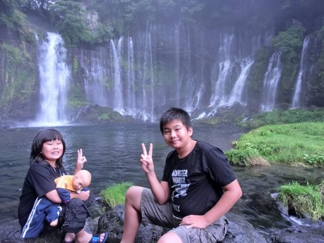 Q&A with Yumi Yasuyama of 'Adventures in Autism' WATERFALL