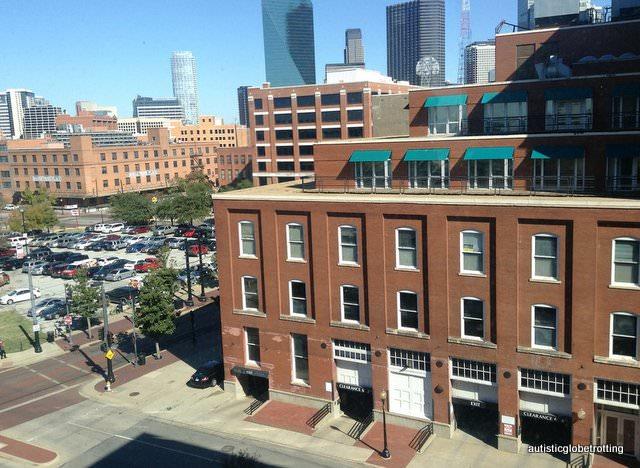 Five Sensory Attractions worth visiting in Dallas sixth floor