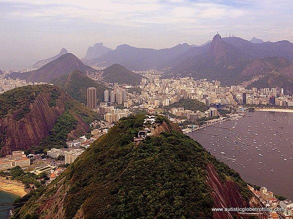 Taking Your Kids with Autism to Rio de Janeiro mountain