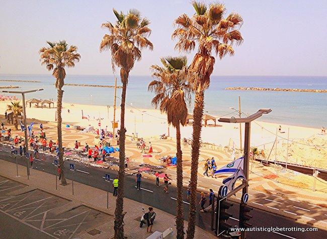 Dan Tel Aviv Hotel Welcomes Families beach