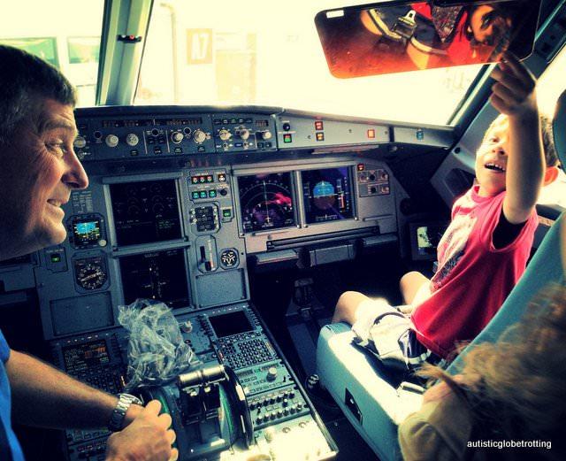 JetBlue's 'Wings for Autism' PILOT