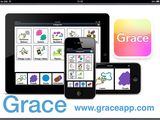 Q&A with Lisa Domican of Grace App ad