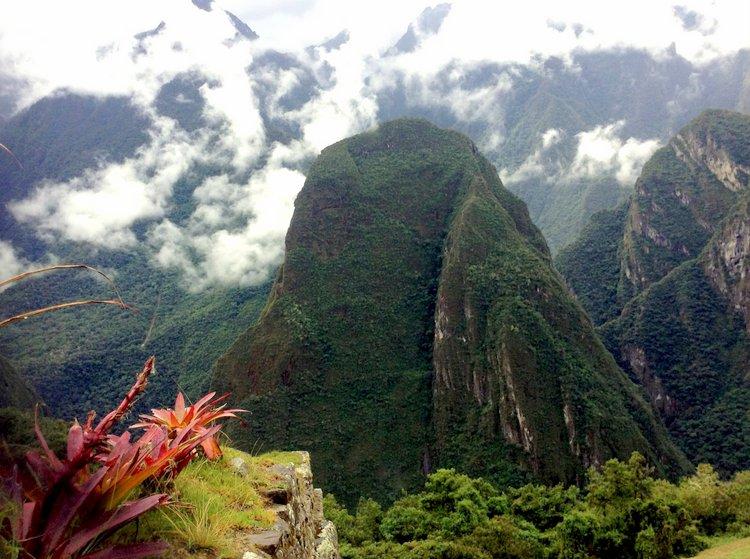 Exploring Peru's Machu Picchu with Family inca