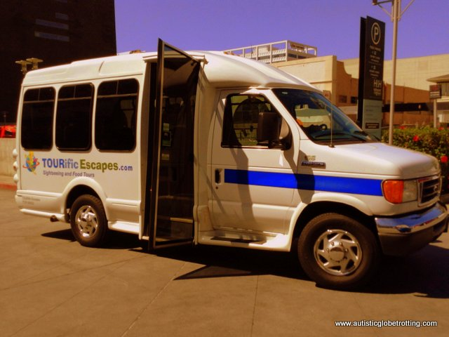 Tips to Booking Guided Tours for Families with Autism bus