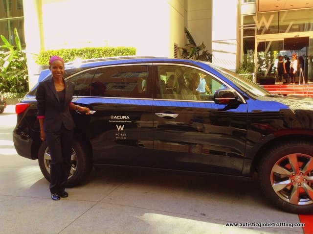 The Family-Friendly W Hollywood Hotel shuttle