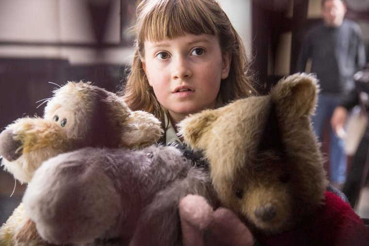 Disney's Christopher Robin the value of family and friendship maddie