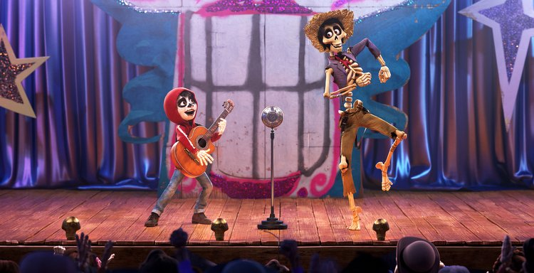 Review: Pixar's Coco Changes Perspective on Culture, Family and Death singers