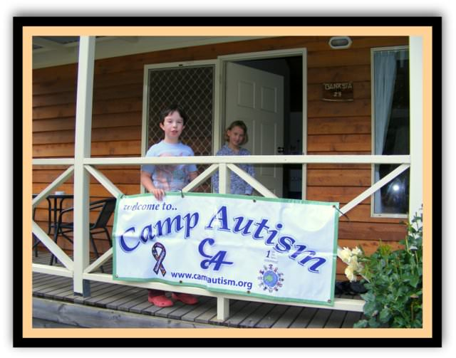 Q&A with Annette White of Camp Autism