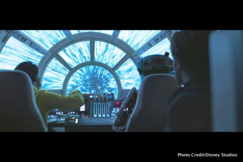 SOLO is the Most Kid-Friendly Star Wars Movie Yet cockpit