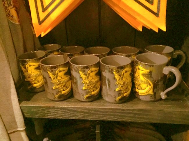 Exploring the Wizarding World of Harry Potter at Hollywood's Universal Studios MUGS