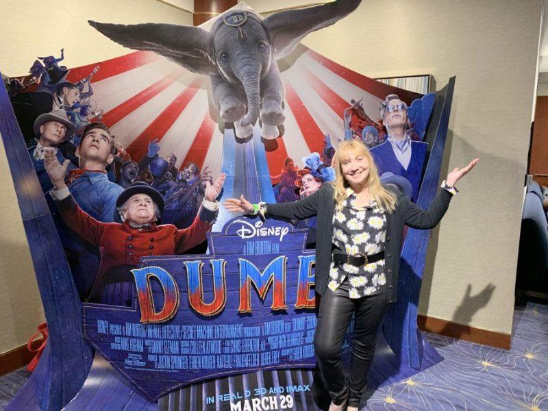 Top Takeaways from Disney's #DUMBO Press Junket set
