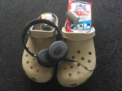 "Theme parks with Autism – Top Seven ""Must Pack"" Items crocs"