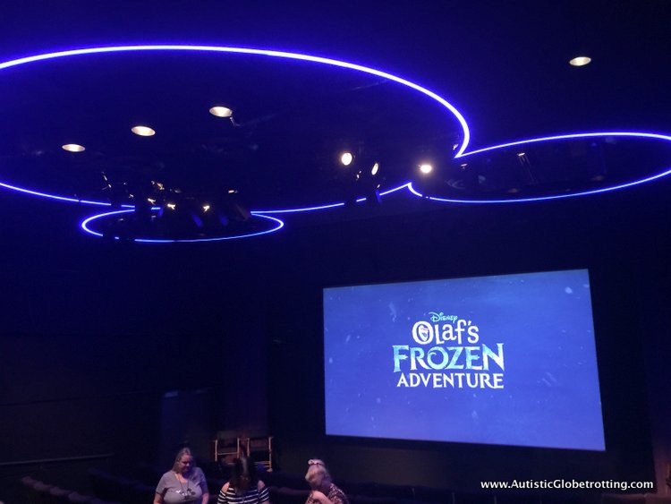 3 Magical Ways Olaf's Frozen Adventure will Melt your Hearts theater