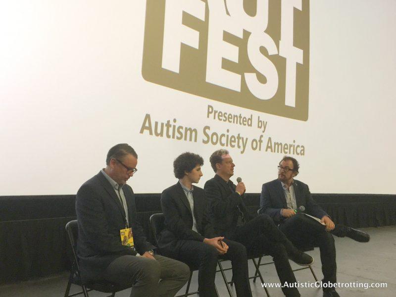 'A Boy Called Po' Message to Parents with Autism autfest po